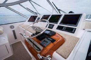 Viking-52-Open-2007-Galliot-Jupiter-Florida-United-States-Helm-919848