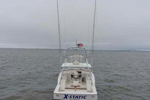 photo of Jersey Cape Devil 36 Express Custom Carolina - X-Static