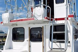 photo of Custom-Carman-50-Seaflex-Walkaround-2001-Long-Ranger-Long-Island-New-York-United-States-Aft-Bulkhead-929698