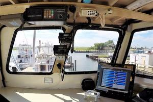 50' Custom Carman 50 Seaflex Walkaround 2001 Port Electronics