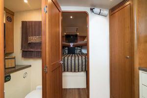 37' Ocean Yachts 37 Billfish 2009 Cabin Overview