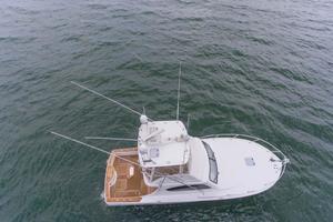 37' Ocean Yachts 37 Billfish 2009 Overhead