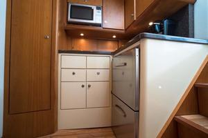 37' Ocean Yachts 37 Billfish 2009 Galley