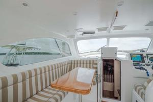 photo of Ocean-Yachts-37-Billfish-2009-Wanted-Long-Island-New-York-United-States-Dinette-929861