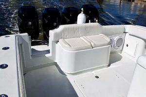Yellowfin-42-Open-2009-Hard-Charger-Pompano-Florida-United-States-Cockpit-Starboard-929773