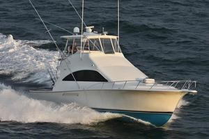 46' Ocean Yachts 46 Super Sport 2007 Starboard Bow