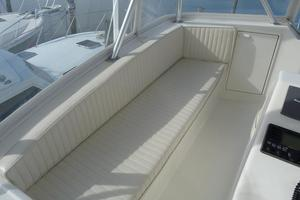 46' Ocean Yachts 46 Super Sport 2007 Bridge Seating