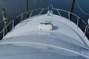 46' Ocean Yachts 46 Super Sport 2007 Windlass and Raft