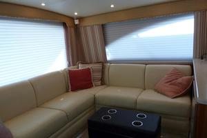 46' Ocean Yachts 46 Super Sport 2007 Salon Aft Port