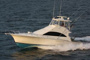 46' Ocean Yachts 46 Super Sport 2007 Port Running