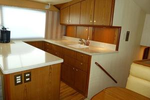 46' Ocean Yachts 46 Super Sport 2007 Galley
