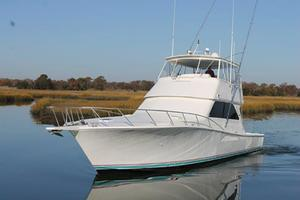 55' Viking 55 Convertible 1998 Profile