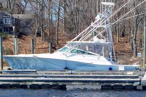 43' Viking Open 43 1995 Port View