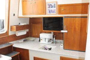 41' Albemarle Express 2002 Galley
