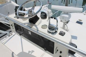 41' Albemarle Express 2002 Tower Helm
