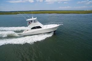 42' Post Convertible 2006 Starboard Running