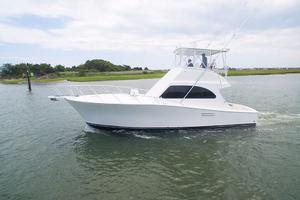 42' Post Convertible 2006 Profile