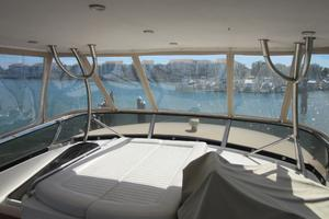 64' Sunseeker Manhattan 64 2003 F/B Aft Enclosure