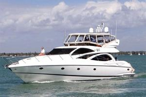64' Sunseeker Manhattan 64 2003 Profile