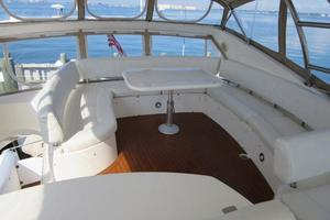 64' Sunseeker Manhattan 64 2003 F/B Aft Seating