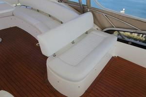 64' Sunseeker Manhattan 64 2003 Companion Seat