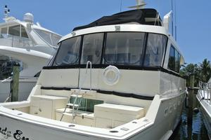 Hatteras-67-Cockpit-Motor-Yacht-1988-Lady-Encore-Saint-Petersburg-Florida-United-States-Aft-926171
