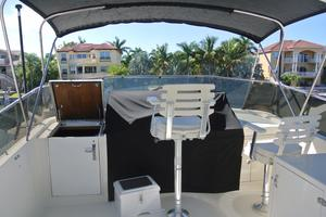 Hatteras-67-Cockpit-Motor-Yacht-1988-Lady-Encore-Saint-Petersburg-Florida-United-States-Fly-Bridge-926182