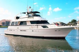 67' 67 Cockpit Motor Yacht 1988  LADY ENCORE