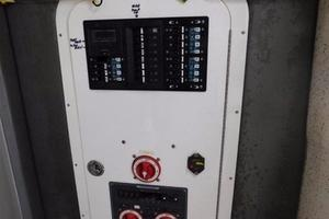 49' Millennia Catamaran Center Console S/f 2009 Electrical Panel
