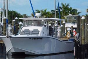 49' Millennia Catamaran Center Console S/F 2009 Port