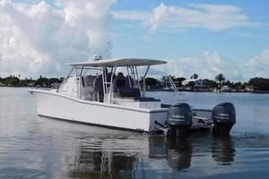 49' Millennia Catamaran Center Console S/f 2009 Port Aft