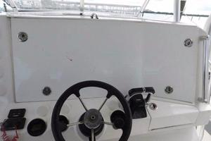 49' Millennia Catamaran Center Console S/f 2009 Helm Closed