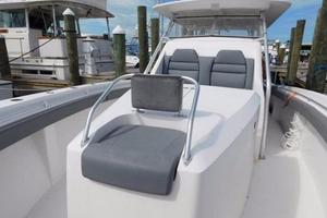 49' Millennia Catamaran Center Console S/F 2009 Forward Seating
