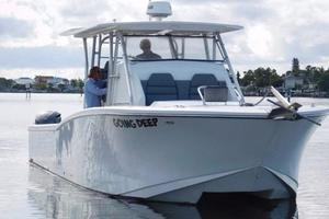 49' Millennia Catamaran Center Console S/f 2009 Starboard Bow
