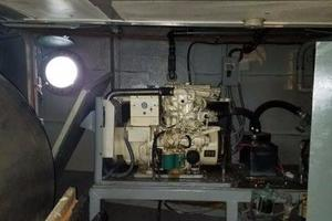 58' Custom North Sea Trawler 1996 Generator