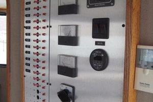 58' Custom North Sea Trawler 1996 Electrical Panel