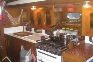 52' Herreshoff sloop 1979 Galley