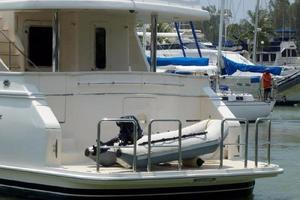 73' Selene 66 Flybridge 2009 Swim Platform