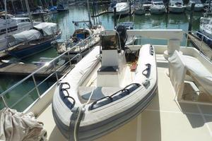73' Selene 66 Flybridge 2009 Tender