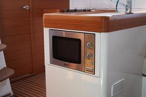 44' X-Yachts X44 2014 Microwave