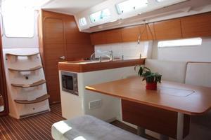 44' X-Yachts X44 2014 Companionway