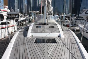 44' X-Yachts X44 2014 Deck