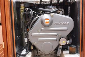44' X-Yachts X44 2014 Engine