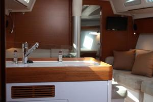 44' X-Yachts X44 2014 Galley