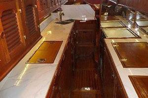 69' Formosa Horizon Ketch 1981 Galley