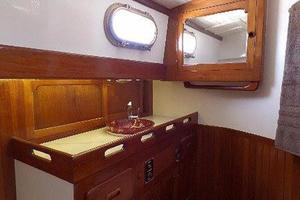 69' Formosa Horizon Ketch 1981 Master Head