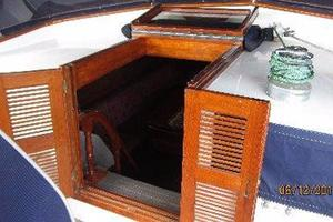 69' Formosa Horizon Ketch 1981 Cockpit Hatch