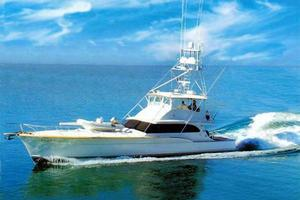 73' Buddy Davis Sport Fishing Motor Yacht 1982 Profile