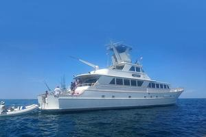 106' Broward Raised Pilothouse 1982 Starboard