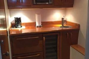 106' Broward Raised Pilothouse 1982 Dining Console